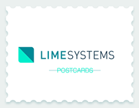 Lime Systems. Postcards