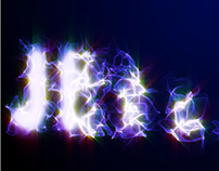 Video - JettHill Logo using Trapcode Particular