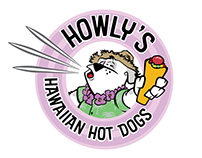 Logo project: Howly's Hawaiian Hot Dogs