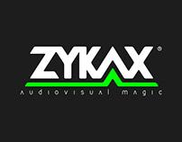 Zykax - Imagen corporativa / website