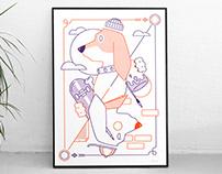 Pixelheimat – Poster