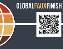 Global faux finish v-card