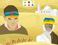 من هم الأمازيغ؟ Who are Amazighs?