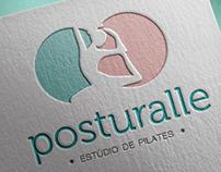 Logotipo - Posturalle