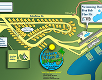 Riviera Villas & RV Resort Site Map