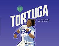 Tortuga Nitro Stout