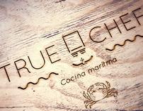 True Chef Cocina Marítma Logo