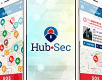 Hub-Sec - S.O.S. App
