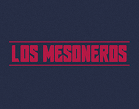 Los Mesoneros Re-Branding