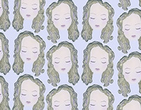 Self Portrait Patterns / Emily Sexton