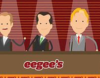 eegee's Super Bowl Spots