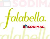 Freelance Lolog / FALABELLA - SODIMAC