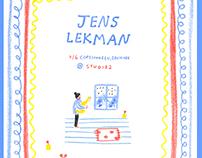 JENS LEKMAN; SOME POSTERS