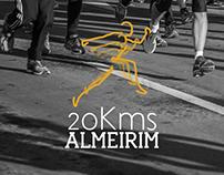 20 kms Almeirim - Running Event