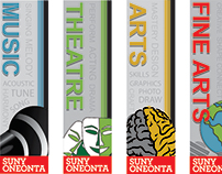 Environmental Graphic: Banners
