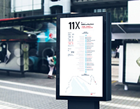 Wayfinding Design - Router of the City