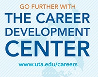 Career Development Center Poster
