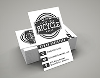 Slave Lake Bicycle Works - Logo Design & Branding