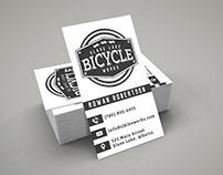 Slave Lake Bicycle Works - Logo Design & Branding