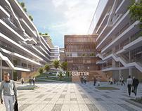 Architectural 3D render - update work samples