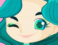 Little princess Michiru