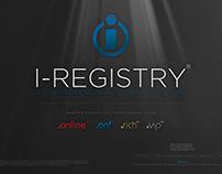 I-REGISTRY • The Logo