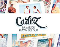 Cádiz, la mejor playa del sur