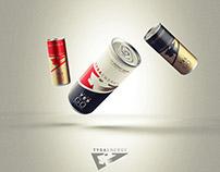 T*GA Energy Drink Concept