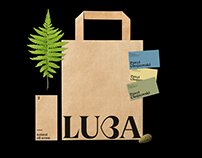 Luba Natural / Branding