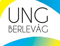 """Logo """"Ung Berlevåg"""""""