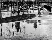 Girona Rain - 2008. Analog