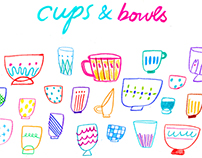Cups & Bowls