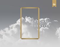 Branding // Personal Identity // 2015
