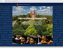 Auburn University Rankings Website