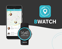 BWATCH - Branding and UI/UX
