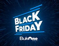 Black Friday BukOne | Redes Sociais