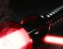 Blender Lightsaber Project