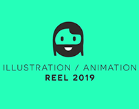 ILLUSTRATION/ANIMATION REEL 2019
