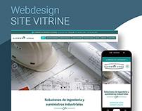 [Webdesign] - Site vitrine Aisther Ltda 2017