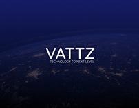 VATTZ | Brand Identity Design