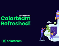 Colorteam Refreshed