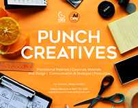 PUNCH CREATIVES