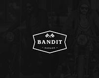 Bandit Garage identity