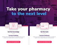 How to build an international pharma consultancy brand