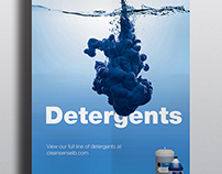 Poster Design || Clean Sense