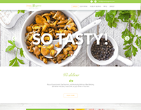 Green Tangerine Homepage