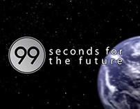 "Editing ""99 seconds for the future of peace"""