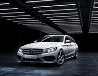 Mercedes-Benz Black Sale Campaign 2017
