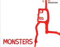 Monsters Loop Animations