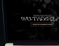 Wu-Tang Clan - Hip-Hop Music Group Website